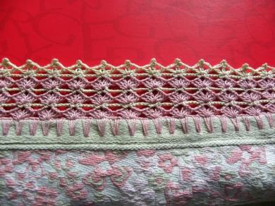 Bico de Crochet.